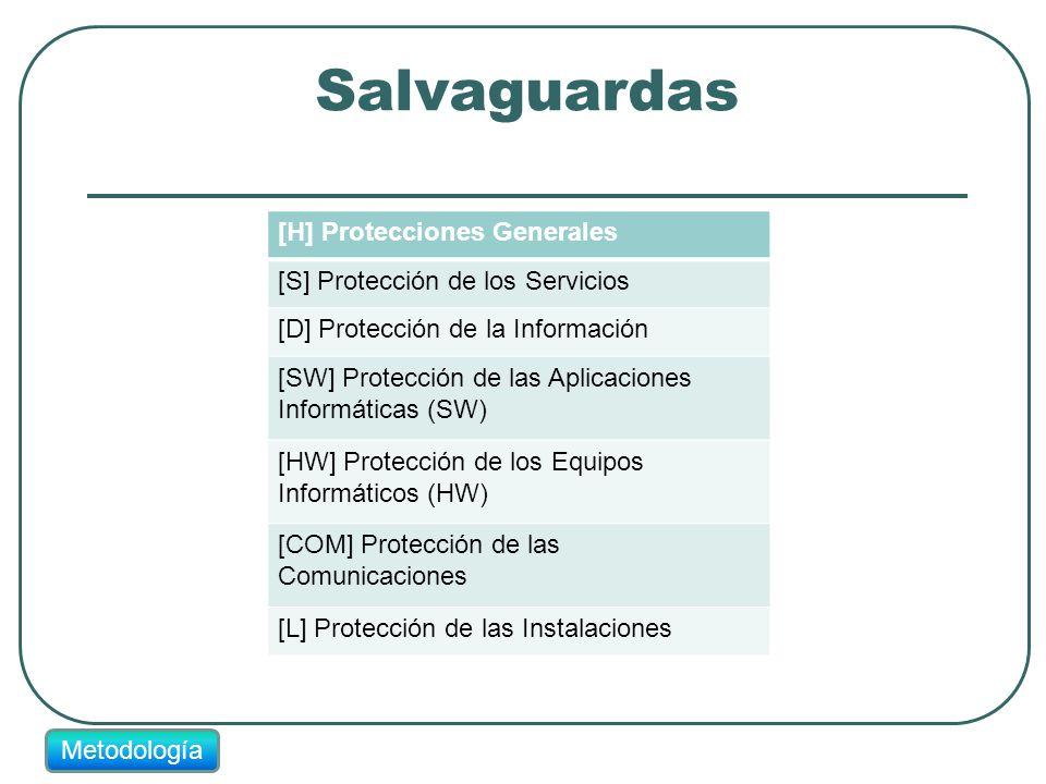 Salvaguardas [H] Protecciones Generales